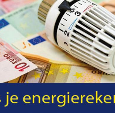 Workshop: Lees je energierekening!